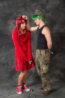 Happy tree friends cosplay ~ 2 by Itamichiro