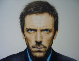 Dr. House 2 by sandmannder3