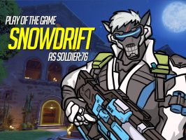 Play of the Game Badge: Snowdrift by the-gneech