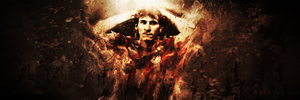 lio messi by WALIDINHOOO