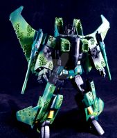 Acid Storm special custom by CascadiaSci