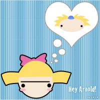 Hey Arnold by Miielle