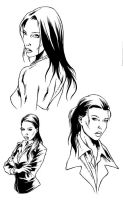 character sketch: Michelle by Andy-Pandy