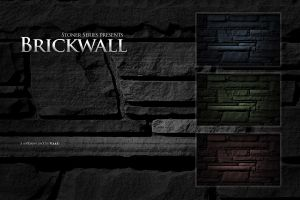 Stoner Series - Brickwall by sensign