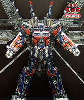 LEADER CLASS TF DOTM ULTIMATE PRIME 18 by wongjoe82
