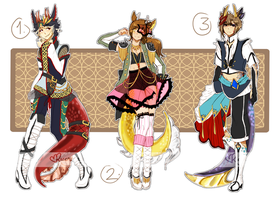 [CLOSED!] LaMelaur: Set 2 [AUCTION] by Riccasze