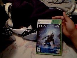 HALO 4 PRE ORDERED! by ReveLeViFleur