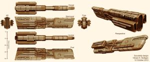 Scoutship Design by vmulligan