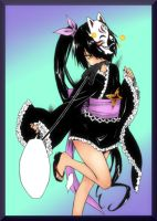 Master Nemesis (Toloveru darkness) color by Tonxu by TonxuBramando