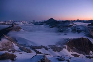 Sleeping Mountains by RobertoBertero