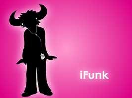 Pink iFunk by imaGeac