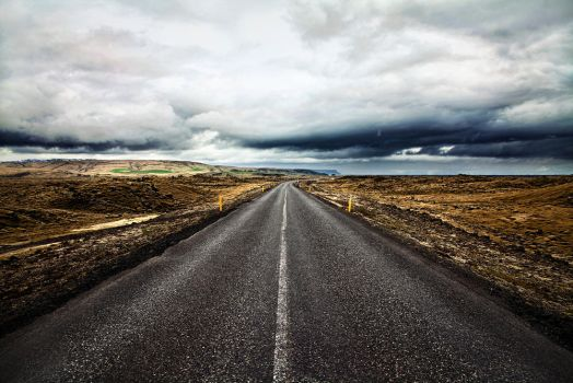 The Road Of Life by Juzma