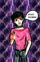 Stay Down! by Orihara-San