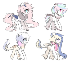 Navi - Pony Adopts *Open* PRICE UPDATE! by Adopt--Squad