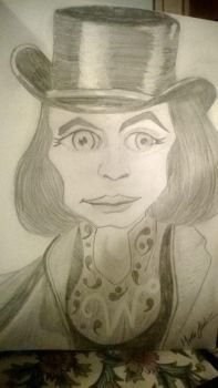 willy wonka by XxMiKaCaKiExX