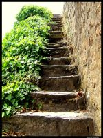 Stair to the sky by anadesousa