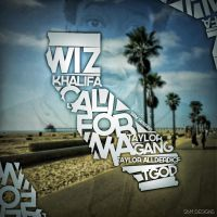 California - Wiz Khalifa by SBM832