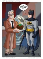 Batman Turns 75! by StudioBueno