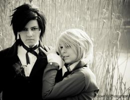 Claude Alois 'How many summers will I take?' by Hirako-f-w