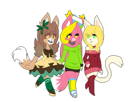 Sisters Pixel by Satans-Hellhouse