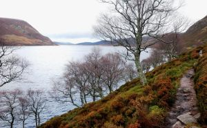 On the trail around Loch Muick by jchanders