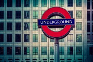 London Underground by hessbeck-fotografix