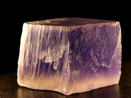 Mineral Cube by greensorrow