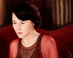 Lady Mary by astarayel