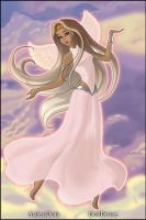 Skylar Goddess of Air by yachiru2009