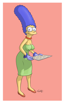 Marge's Goodies by super-enthused
