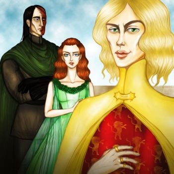 Game of Thrones - Sansa VI. by Hed-ush