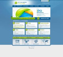 iProcessOnline Website by HappyCatfishWeb