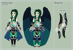 SoF - Phoebe Reference Sheet by theRainbowOverlord