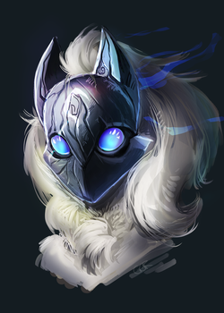 Kindred:: Lamb by GrouchyGutterRat