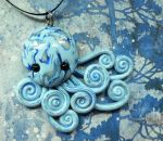 Winter Wind Octopus by BlackMagdalena