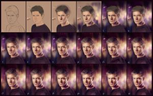 Step by step - Jensen by Puppet-Girl86