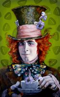 Mad as a Hatter by Cynthia-Blair