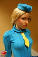 Cammy Cosplay Ikuy 20 by TheUnbeholden