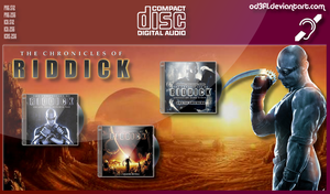 CDs - 2004 - The Chronicles Of Riddick by od3f1