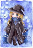 HP: Little Witch by Vestal-Spirit