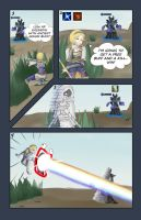 League of Legends ComicLoLz contest entry by TheSapphireRose