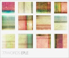 textures: eple by 77words
