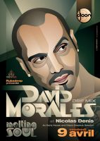 Melting Soul: David Morales by prop4g4nd4