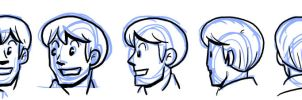 Ethan head turnaround by itswalky