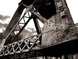 Trestle Structure by alimuse