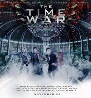 THE TIME WAR: 50th Anniversary Special by Umbridge1986