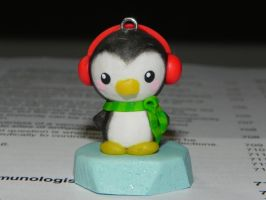 Penguin Winter by Pandannabelle