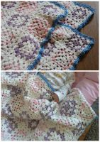 Baby blanket by Ompabop