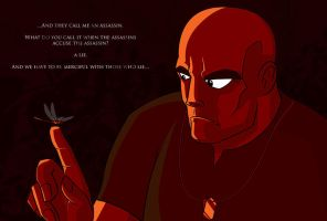 Colonel Kurtz by VoughtVindicator