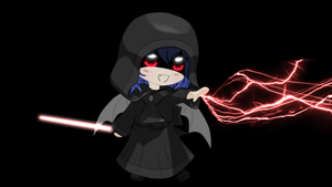 Darth Scarletous by GS-Mantis